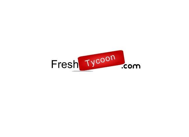 Konkurrenceindlæg #361 for Logo Design for FreshTycoon.com