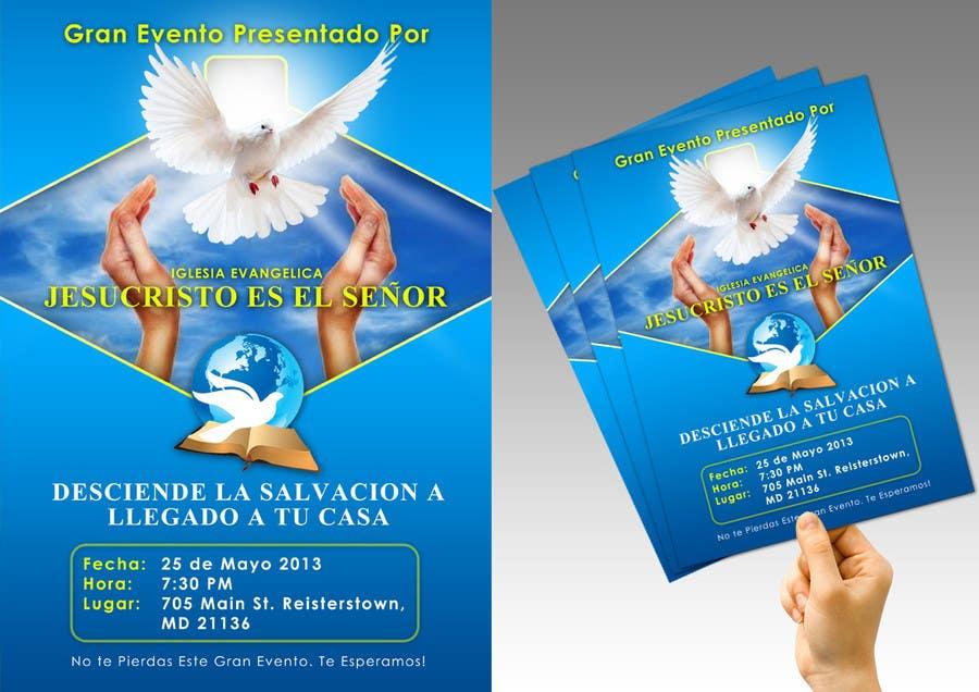 Inscrição nº                                         29                                      do Concurso para                                         Photoshop Design for Church revival
