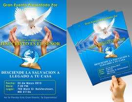 #29 untuk Photoshop Design for Church revival oleh dondonhilvano