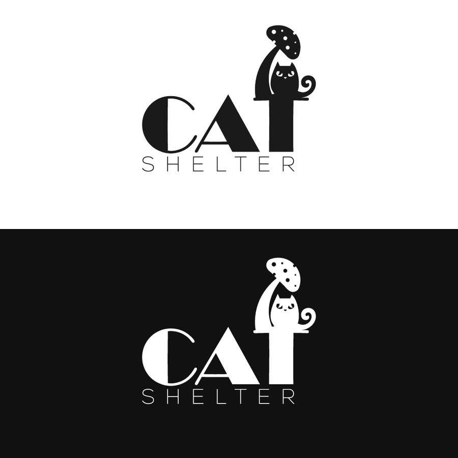 Konkurrenceindlæg #                                        85                                      for                                         logo for cat shelter