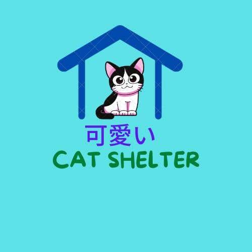 Konkurrenceindlæg #                                        20                                      for                                         logo for cat shelter