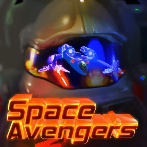 Konkurrenceindlæg #                                        21                                      for                                         Create icon for Space Avengers (Roblox game - 512x512 image - 3D rendered)