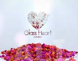 #223 for Logo Design with an Animated Version. (Glass Heart/Crystal Heart Design) af aliabdelhasi
