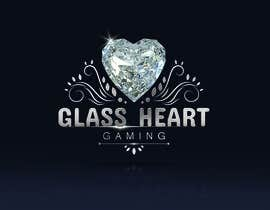 #205 for Logo Design with an Animated Version. (Glass Heart/Crystal Heart Design) af nayeemart007