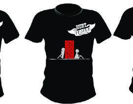 #55 untuk Design a T-Shirt for HURT PEOPLE oleh jkhan837