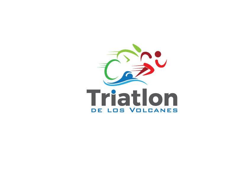 Konkurrenceindlæg #27 for Design a Logo for a Triathlon race