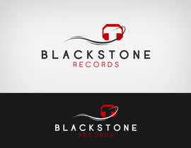 #75 para Logo Design for Blackstone Records por Lozenger