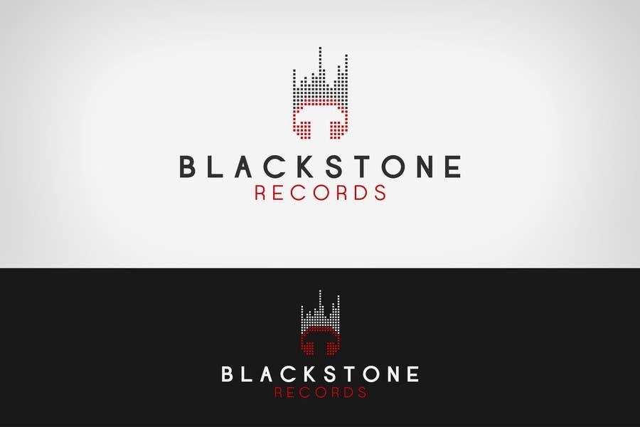 #76 for Logo Design for Blackstone Records by Lozenger