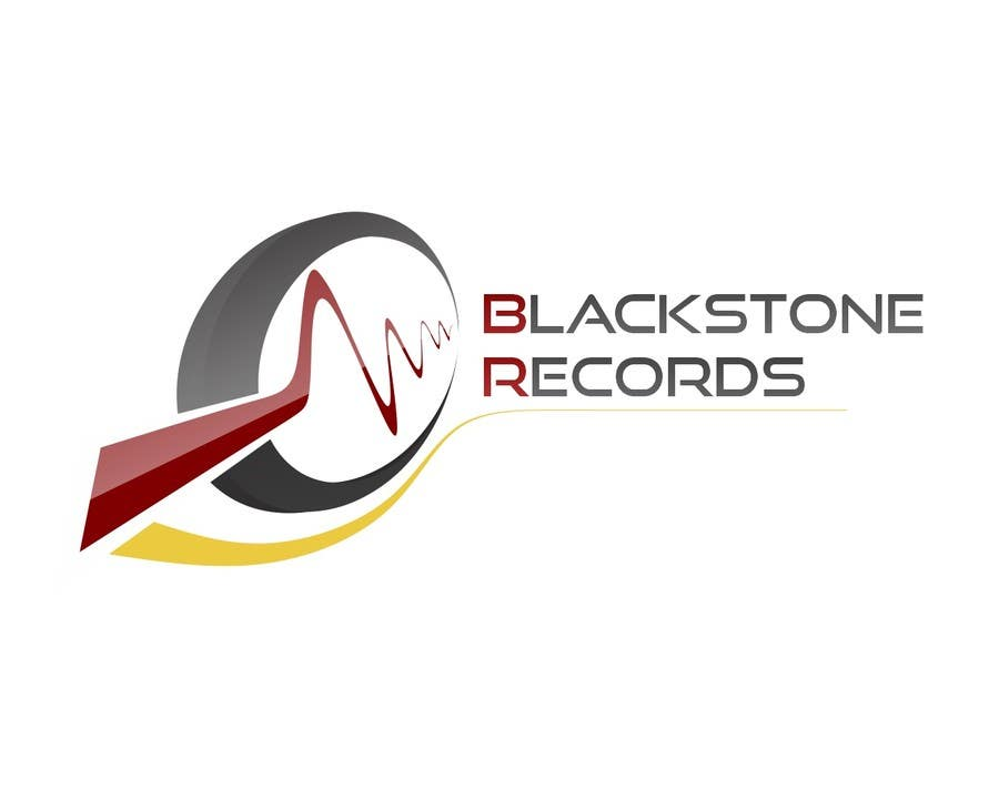 #81 for Logo Design for Blackstone Records by seteki