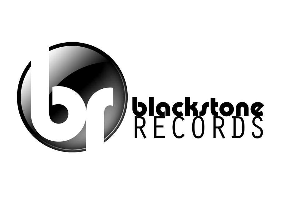 #50 for Logo Design for Blackstone Records by QueLab