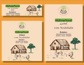 #16 for Label Design for Organic Farm Products (German language) by jueal520