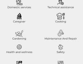 #14 for icons for service app af mdtanveerrahman4
