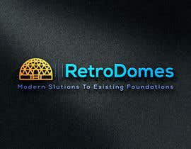 #88 for Logo For Specialty Product - RetroDomes af salibhuiyan76