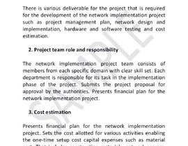 nº 4 pour Project Management par mariyappan85