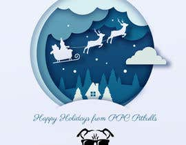 #24 for Design a holiday image using our corporate logo by MJob1