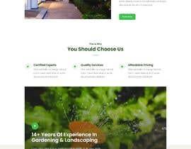 #10 untuk Design a Website Mockup oleh mnislamsaju2