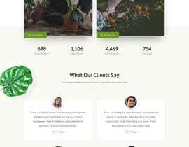 #11 untuk Design a Website Mockup oleh mnislamsaju2