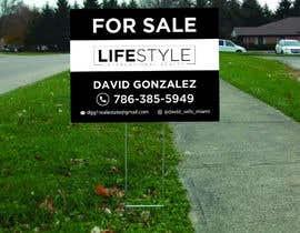 #53 untuk David Gonzalez - For Sale Sign oleh mdshifatsarkar