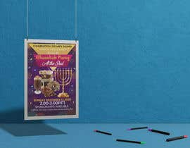 #101 untuk Design a Flyer for a Chanukah Party oleh champaasin432