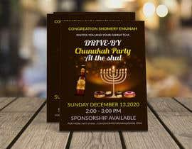#94 untuk Design a Flyer for a Chanukah Party oleh atik84912