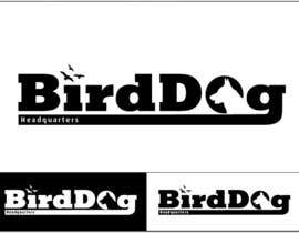 #14 para Design a Logo for Bird Dog Headquarters por aanzhoqer
