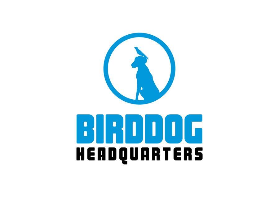Contest Entry #                                        23                                      for                                         Design a Logo for Bird Dog Headquarters