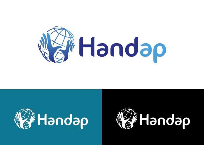 Konkurrenceindlæg #51 for Design a logo for Handap.com
