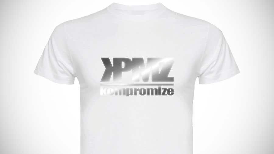 Penyertaan Peraduan #                                        44                                      untuk                                         Kompromize Logo and T-shirt Design