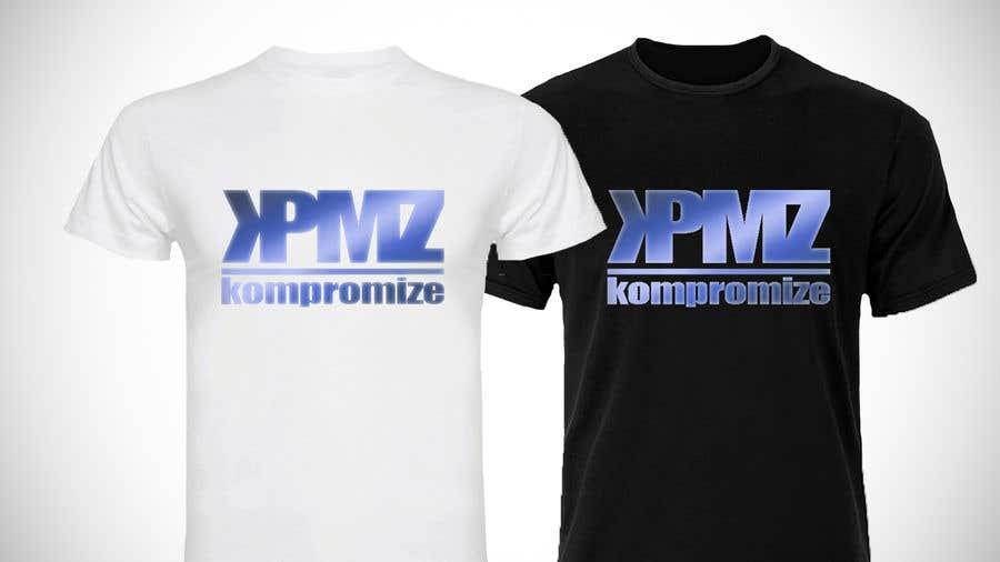 Penyertaan Peraduan #                                        48                                      untuk                                         Kompromize Logo and T-shirt Design