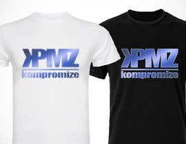 #48 for Kompromize Logo and T-shirt Design af Paulodesings