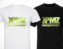 #50 for Kompromize Logo and T-shirt Design af Paulodesings