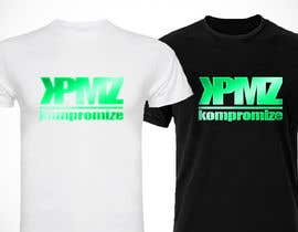 #51 for Kompromize Logo and T-shirt Design af Paulodesings