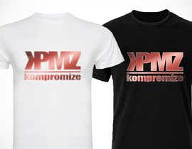 #56 for Kompromize Logo and T-shirt Design af Paulodesings