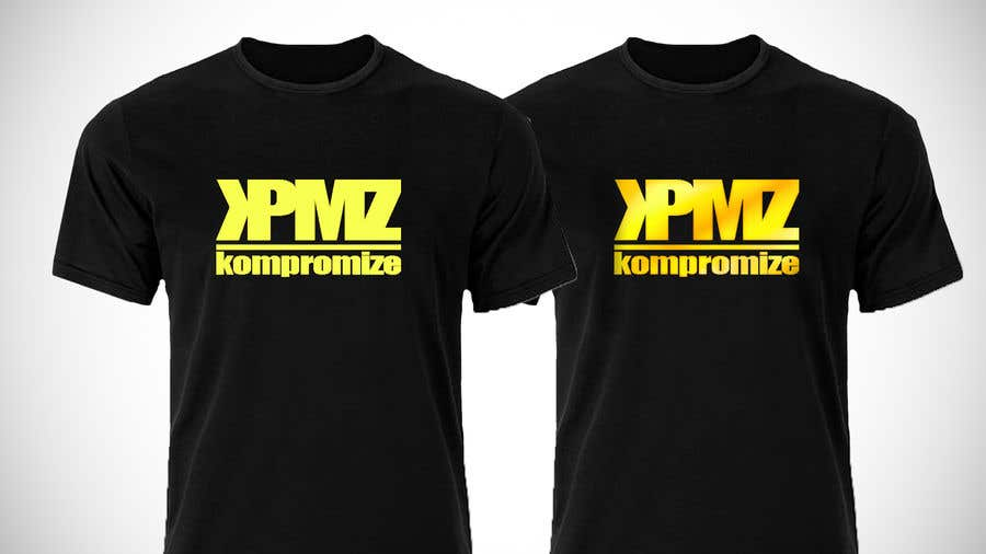 Penyertaan Peraduan #                                        57                                      untuk                                         Kompromize Logo and T-shirt Design