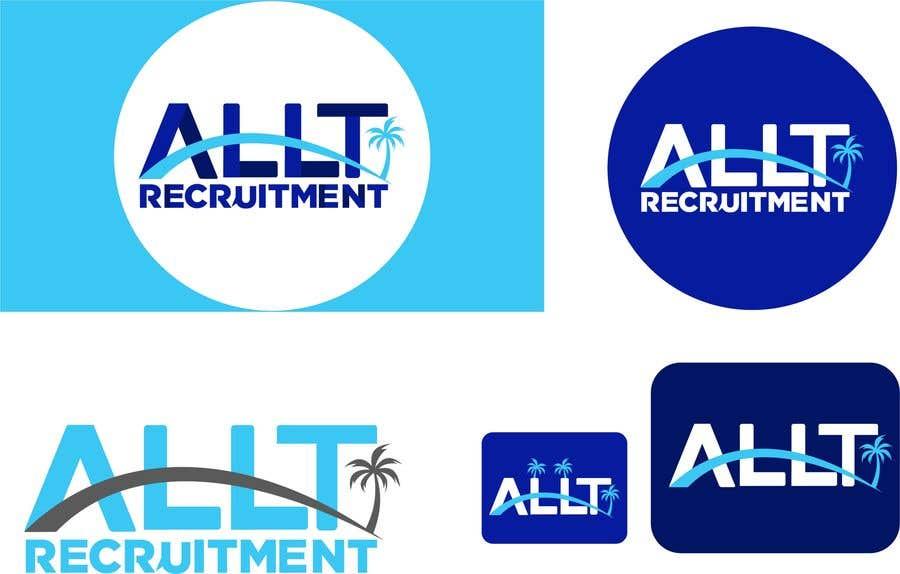 Penyertaan Peraduan #                                        222                                      untuk                                         Logo Design for Recruitment Website