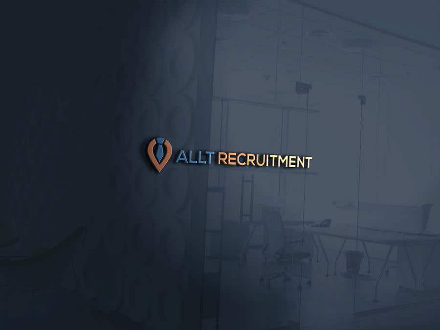 Penyertaan Peraduan #                                        96                                      untuk                                         Logo Design for Recruitment Website
