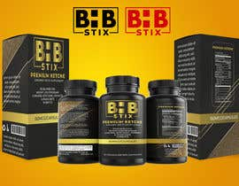 #224 untuk BHBStix Logo and packaging design. oleh DesignerMaster12