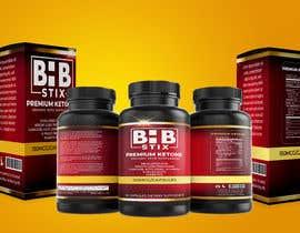 #234 untuk BHBStix Logo and packaging design. oleh DesignerMaster12