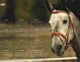 #45 for Calendar for 2021 by shpakegor1999
