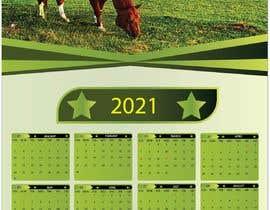 #37 for Calendar for 2021 by farhanaaktertupu