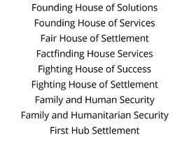 #332 para Suggest Legal Firm Abbreviation for -  FHS por jjpdv