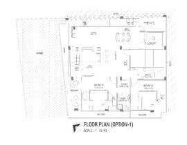 Nro 16 kilpailuun Design the architecture of home (190mq) käyttäjältä akram78bd