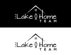 #137 for Creating a Logo for a Real Estate team- The Lake & Home Team by sahasumankumar66