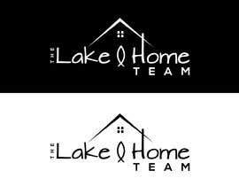 #137 for Creating a Logo for a Real Estate team- The Lake & Home Team af sahasumankumar66