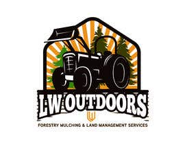 #135 untuk Combination Logo Design:  Forestry & Ranching Company oleh nisaryoosef808