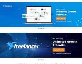 #278 para LinkedIn Banner: Join the Freelancer.com Enterprise Team por mozanscreative