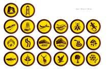 Graphic Design Inscrição do Concurso Nº17 para Website logos and icons