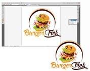 Graphic Design Konkurrenceindlæg #4 for Design a logo for a burger shop