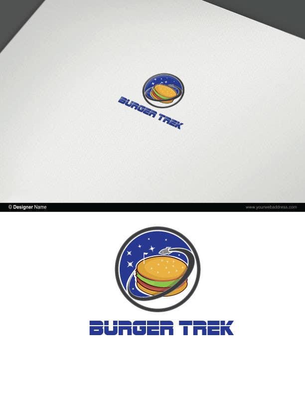 Konkurrenceindlæg #                                        5                                      for                                         Design a logo for a burger shop