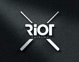 #171 для I need a logo for 'Riot Customs' custom motorcycle garage. Please see description. от mcx80254